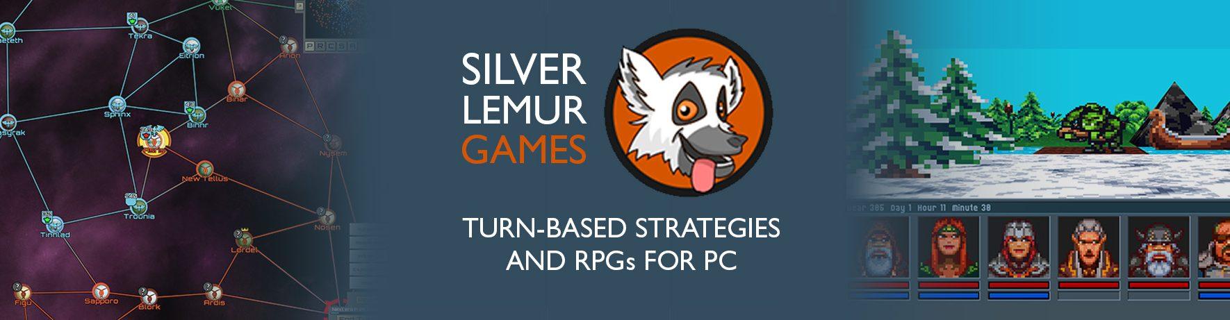 Silver Lemur Games